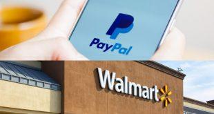 Kerjasama PayPal dan Walmart Hadirkan Layanan In-store Cash
