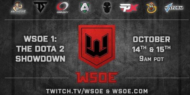 Minggu Ini, Turnamen Dota 2 WSOE Dipertandingkan