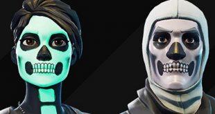 Salah Satu Skin Fortnite Populer Skull Trooper Kembali