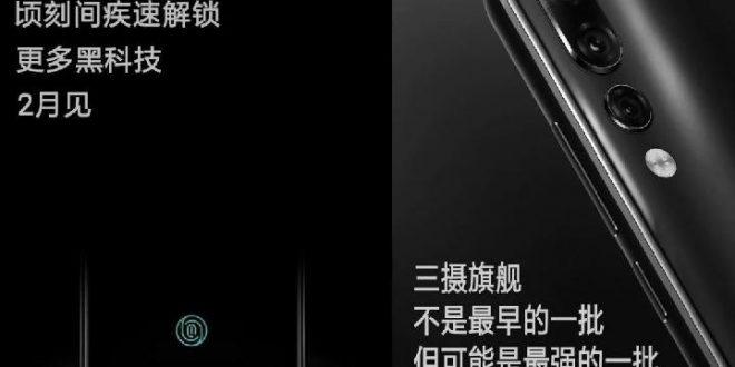 Beredar Gambar Xiaomi Mi 9 Dengan 3 Kamera Belakang