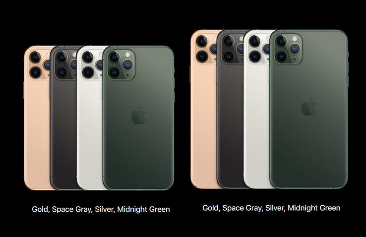 Spesifikasi iPhone 11 Pro serta Pro Max