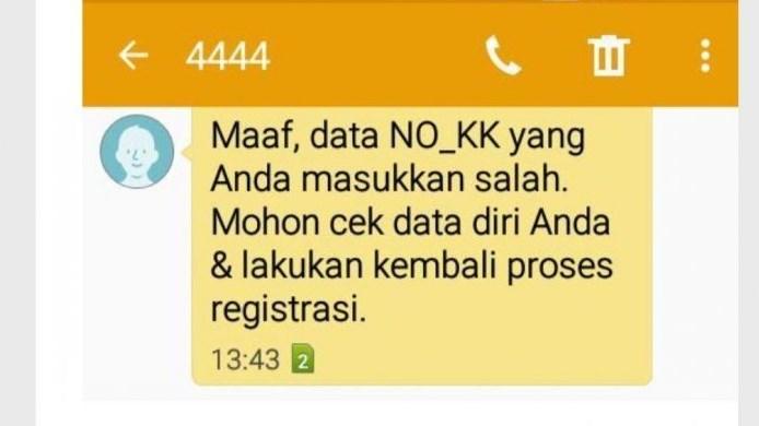 cara registrasi ulang kartu seluler
