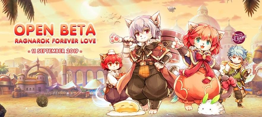 open beta ragnarok forever love