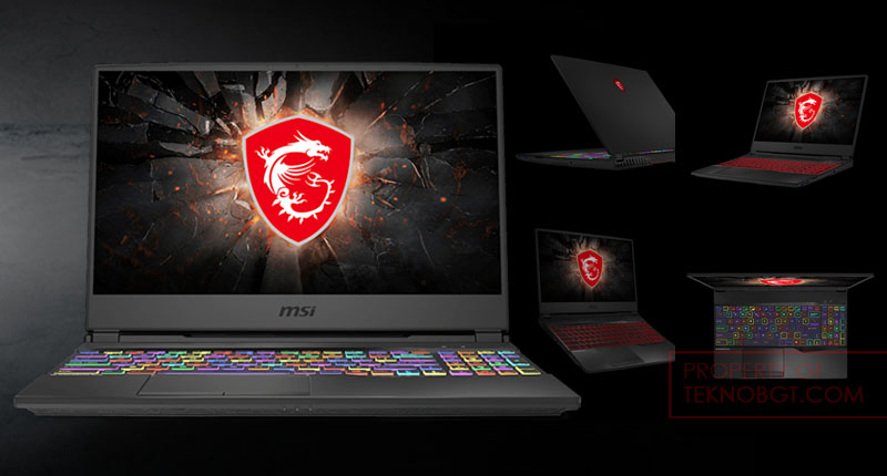 Laptop MSI GL65 Intel Core i7 RAM 8GB