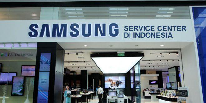 Service center samsung di indonesia