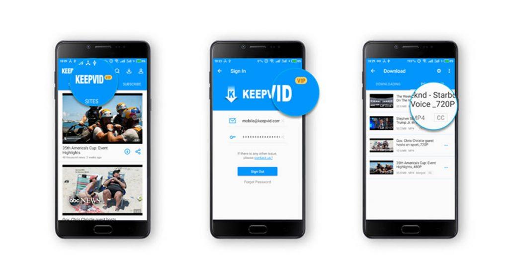 app keepvid video download