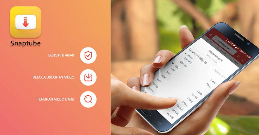app snaptube video downloader