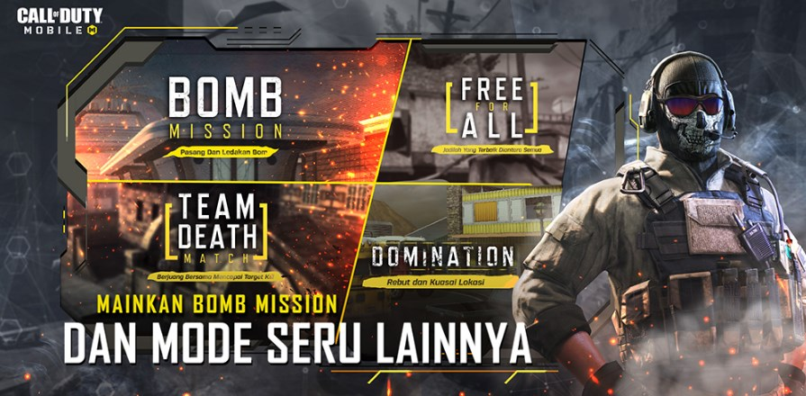 game mode call of duty mobile