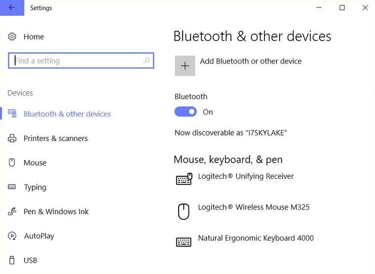 mengaktifkan bluetooth di windows 10