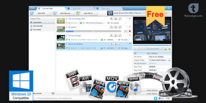download any video converter free