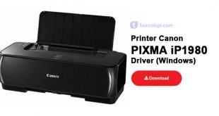 download driver printer canon ip1980