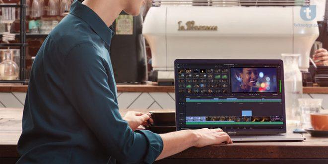 software edit video gratis ringan terbaik