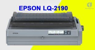 driver epson LQ 2190