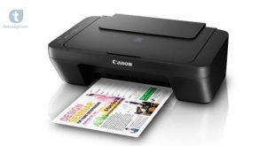 driver printer canon E410