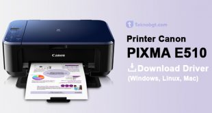 driver printer canon e510