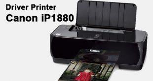 driver printer canon ip1880 windows 7