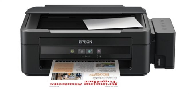 driver printer epson L210