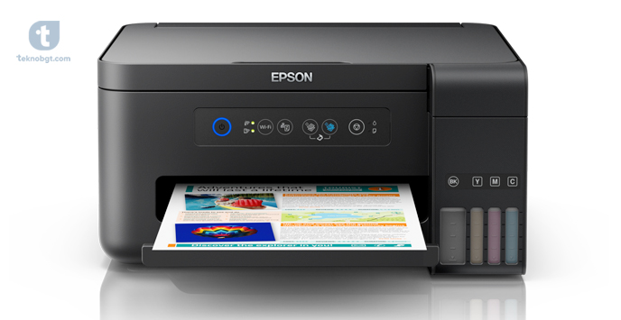 Driver Printer Epson L4150 Wifi All In One Tekno Banget