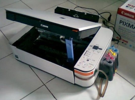 infus canon mp258