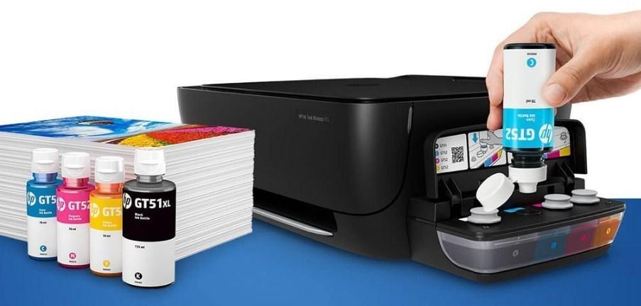 Printer Hp Ink Tank Wireless 419 Review