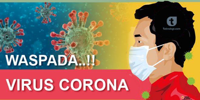 Waspada virus corona