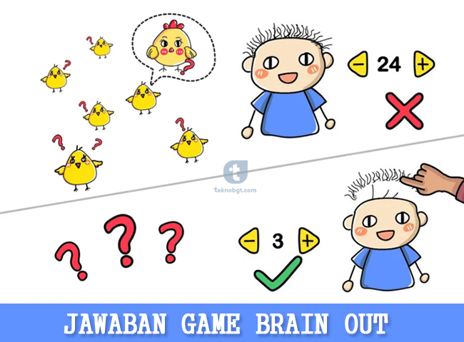 jawaban game brain out android