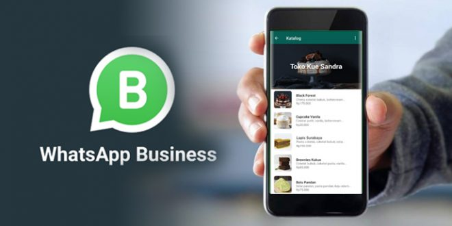 katalog dengan whatsapp business