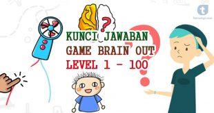 kunci jawaban game brain out