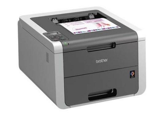 printer LED brother