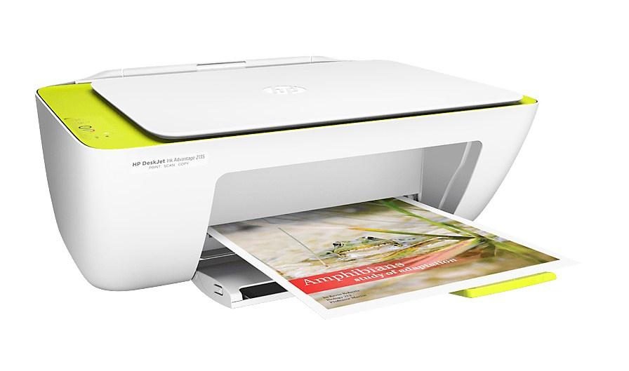 printer hp deskjet advantage 2135