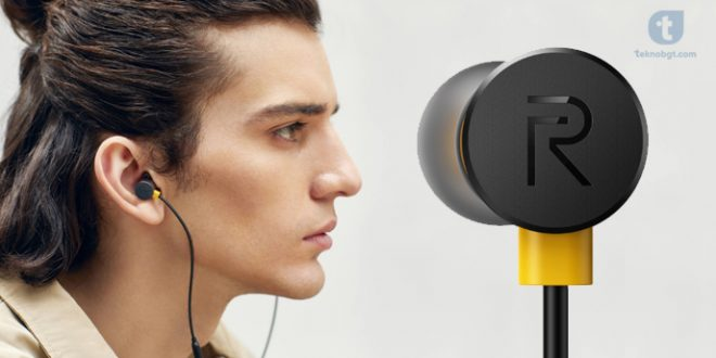 realme buds earphones