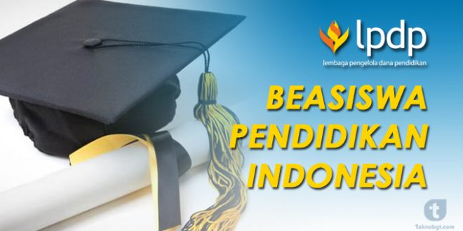 Beasiswa Pendidikan Indonesia