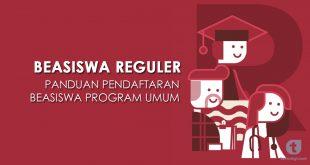 Panduan info beasiswa reguler lpdp