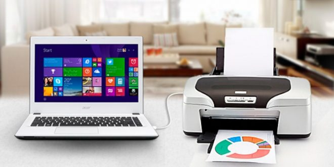 instal driver printer tanpa cd