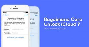 cara membuka iphone yang terkunci lock icloud