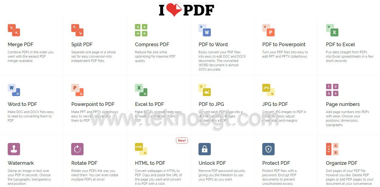 convert pdf online