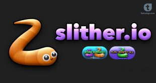 game slither io terbaru