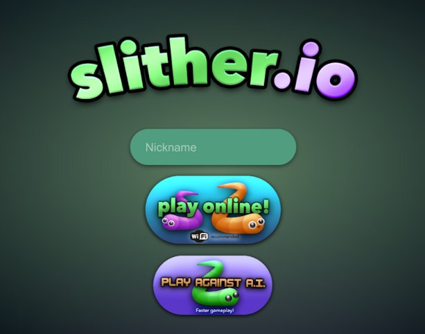 slither io android