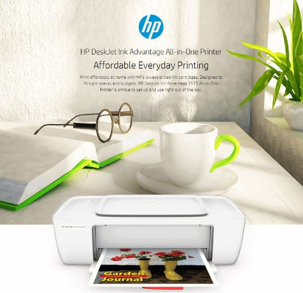 spesifikasi printer hp 1115