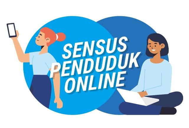 tahapan sensus penduduk online 2020