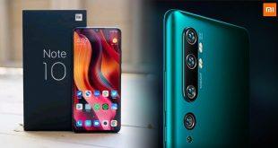 Perbedaan Xiaomi Mi Note 10 dan Pro