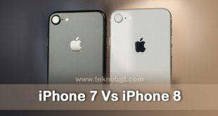 Perbedaan iPhone 7 dan iPhone 8