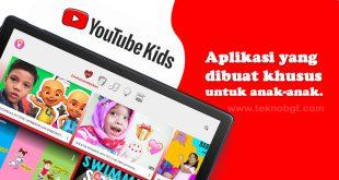 aplikasi youtube kids khusus untuk anak-anak