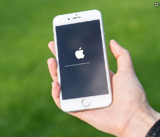 cara mengatasi iphone restart sendiri