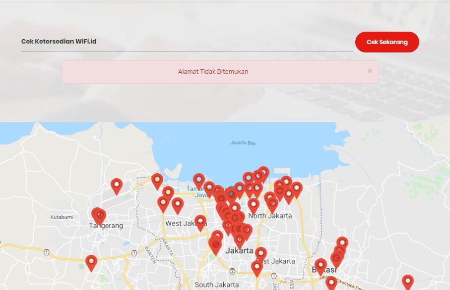 halaman website temukan lokasi wifi id
