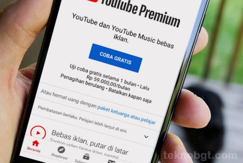 keunggulan youtube premium