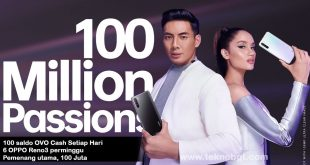 kontes foto Oppo 100 Million Passions