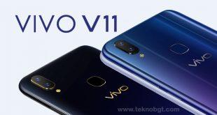 spesifikasi hp vivo v11