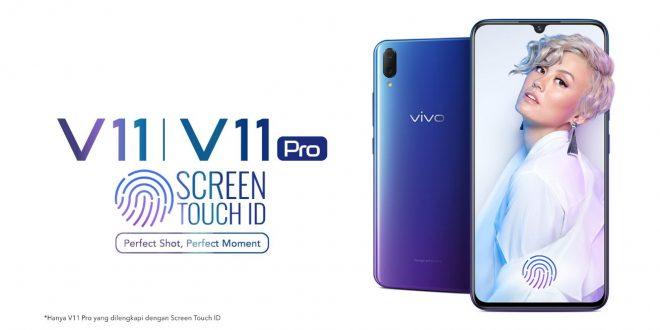 spesifikasi hp vivo v11 pro