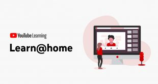 youtube learn at home channel